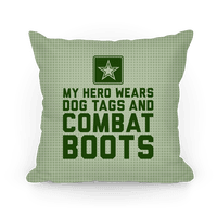 Dog Tags and Combat Boots