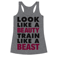 Look Like A Beauty, Train Like A Beast
