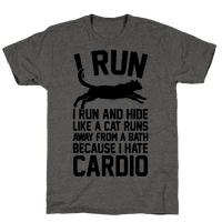 I Run Like A Cat