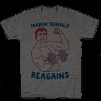 Makin' Ronald Reagains