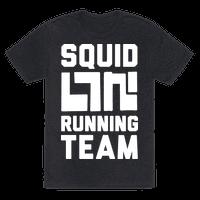 Squid Running Team