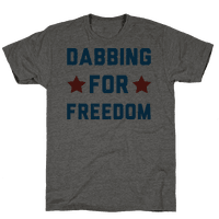 Dabbing For Freedom Tee