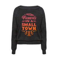 Famous in a Small Town Pullover
