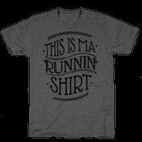 Running Shirt (tank)