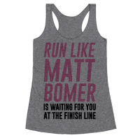 Run Like Matt Bomer Is Waiting For You At The Finish Line