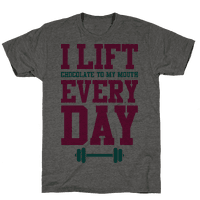 I Lift Every Day