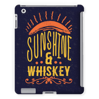 Sunshine and Whiskey Tabletcase