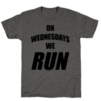 On Wednesdays We Run