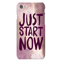 Just Start Now
