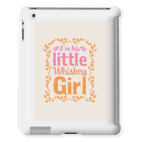 Little Whiskey Girl Tabletcase