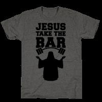 Jesus Take The Bar