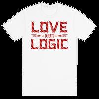 Love Defeats Logic