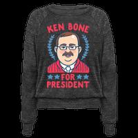 Ken Bone For President Pullover