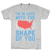 Im In Love With The Shape Of You Merica