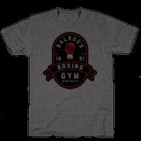 Balrog's Boxing Gym Tee