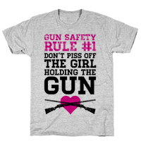Rule One of Gun Safety