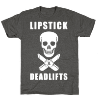 Lipstick & Deadlifts