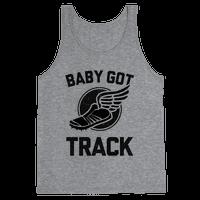 Baby Got Track (Dark tank)