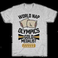 World Nap Olympics Gold Medalist