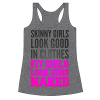 Fit Girls Look Good Naked (tank)