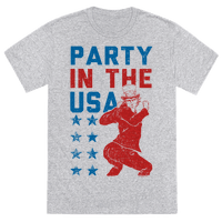 Party In The USA Uncle Sam Tee