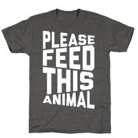 Please Feed This Animal