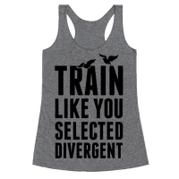 Train Like You Selected Divergent