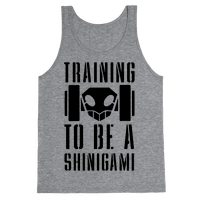 Training to be a Shinigami