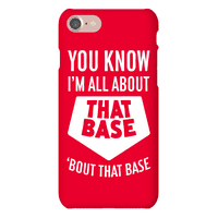 I'm All About That Base Phonecase