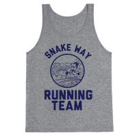 Snake Way Running Team
