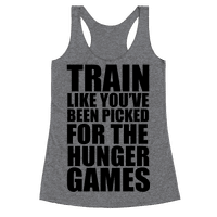 Train for the Hunger Games