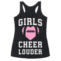 Girls Cheer Louder