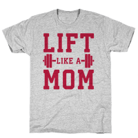 Lift Like A Mom