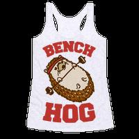Bench Hog Racerback