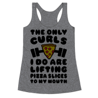 I Lift Pizza
