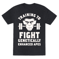 Training To Fight Genetically Enhanced Apes