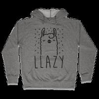 Llazy Llama Hoodie
