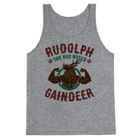 Rudolph The Red Nosed Gaindeer Tank