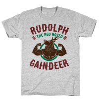 Rudolph The Red Nosed Gaindeer
