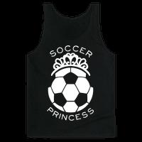 Soccer Princess (Tank) Tank