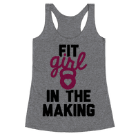 Fit Girl In The Making