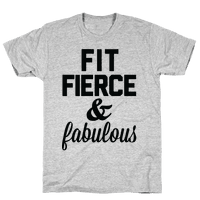Fit Fierce & Fabulous