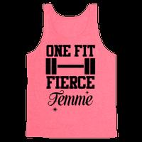 One Fit Fierce Femme