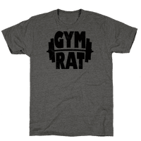 Gym Rat Crop Top
