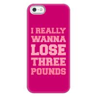 I Really Wanna Lose Three Pounds