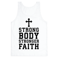 Strong Body Stronger Faith