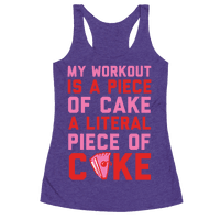 My Workout Is A Piece of Cake