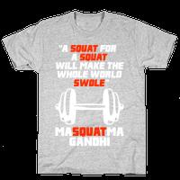 A Squat For A Squat