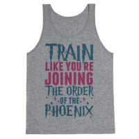 Train Like You're Joining The Order