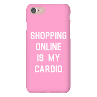 Shopping Online is My Cardio Phonecase